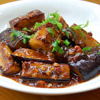 hot and sour eggplant